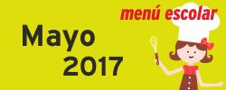 Menú Marzo 2017