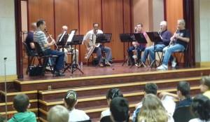 concierto pedagogico
