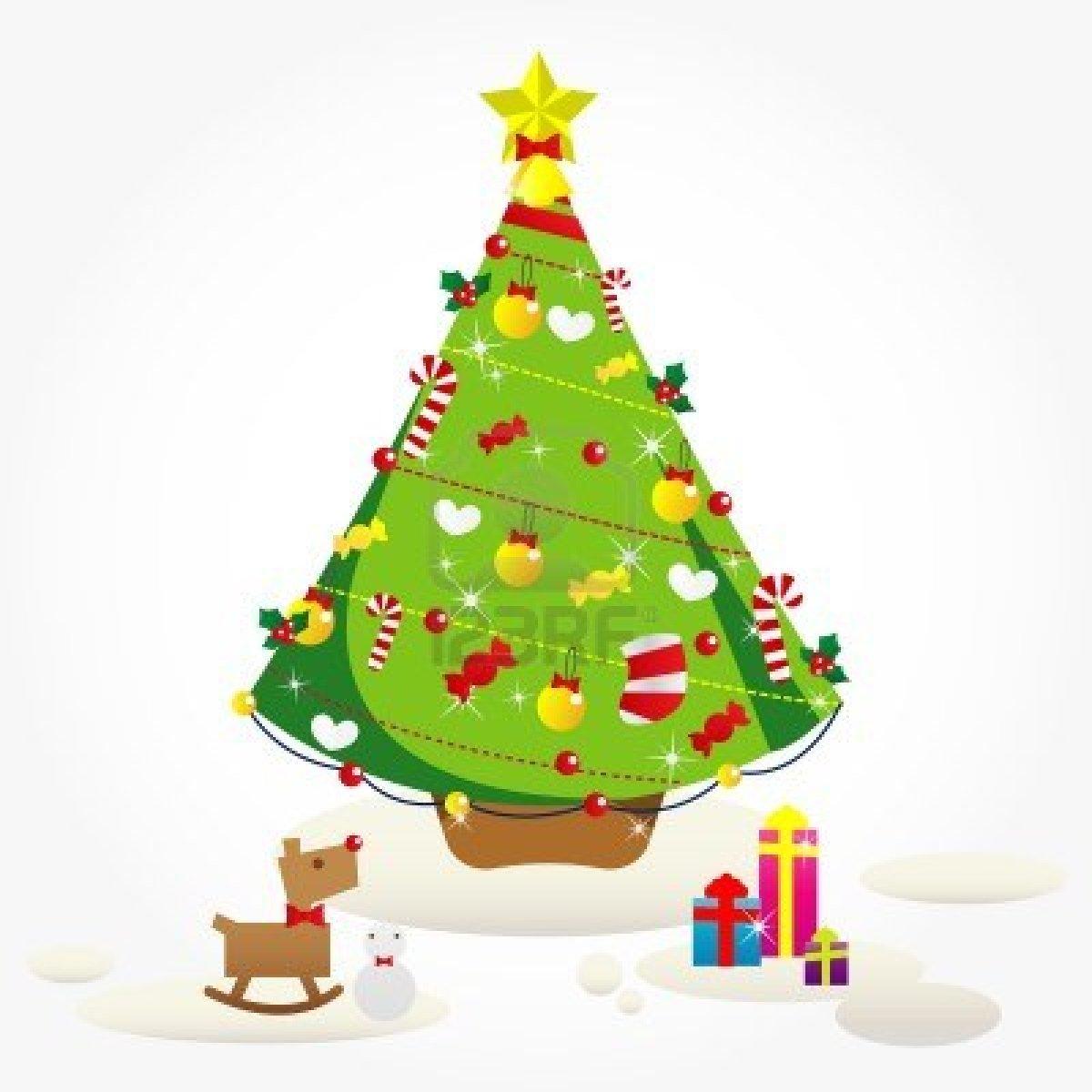 Feliz navidad a todos - Arbol de navidad de origami ...